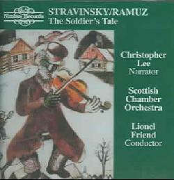 Friend/Scottish Chamber Orchestra - Stravinsky: The Soldier's Tale