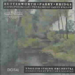 William Boughton - Butterworth: A Shropshire Lad/The Bank