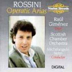 R Gimenez/M Veltri - Rossini: Operatic Arias