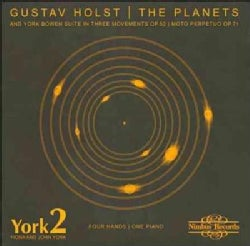 York2 - Holst: The Planets: Four Hands One Piano