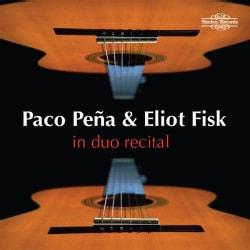 Paco Pena - In Duo Recital: Scarlatti, Bach & More