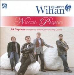 Wihan Quartet - Paganini: 24 Caprices