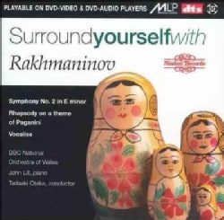 BBC National Orchestra of Whales (DELETE) - Surround Yourself with Rachmaninov