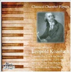 Classical Chamber Players - Keyboard Works of Kozeluch