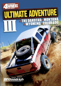 Petersen's 4Wheel & Off-Road Ultimate Adventure III (DVD)