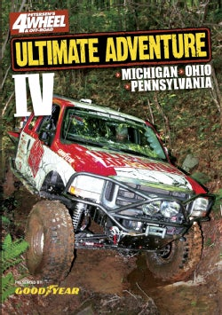 Petersen's 4Wheel & Off-Road Ultimate Adventure IV (DVD)