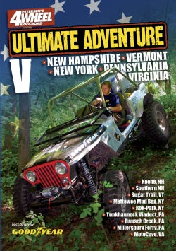 Petersen's 4Wheel & Off-Road Ultimate Adventure V (DVD)