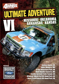 Petersen's 4Wheel & Off-Road Ultimate Adventure VI (DVD)