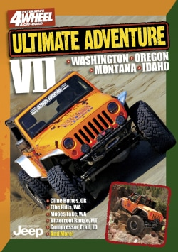 Petersen's 4Wheel & Off-Road Ultimate Adventure VII (DVD)