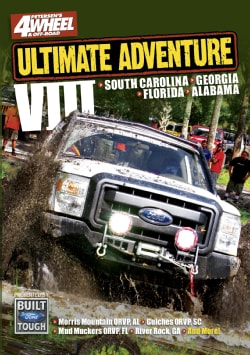 Petersen's 4Wheel & Off-Road Ultimate Adventure VIII (DVD)