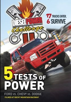 Diesel Power Challenge II (DVD)