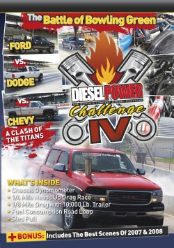 Diesel Power Challenge IV (DVD)