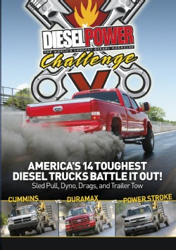 Diesel Power Challenge V (DVD)