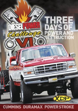 Diesel Power Challenge VI (DVD)