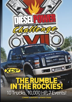 Diesel Power Challenge VII (DVD)