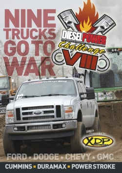 Diesel Power Challenge VIII (DVD)