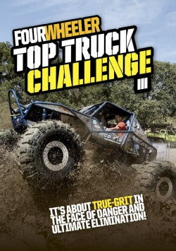 Four Wheeler Top Truck Challenge III (DVD)