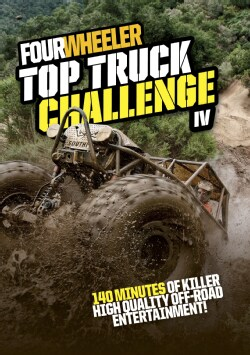 Four Wheeler Top Truck Challenge IV (DVD)