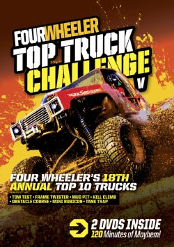 Four Wheeler Top Truck Challenge V (DVD)