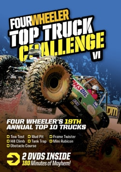 Four Wheeler Top Truck Challenge VI (DVD)