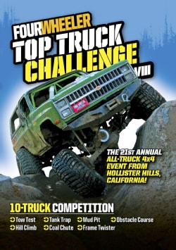 Four Wheeler Top Truck Challenge VIII (DVD)