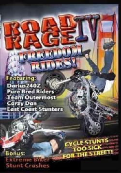 Road Rage IV: Freedom Rides (DVD)