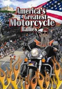 America's Greatest Motorcycle Rallies (DVD)