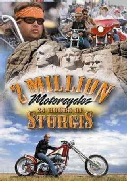 2 Million Motorcycles 24 Hours of Sturgis (DVD)
