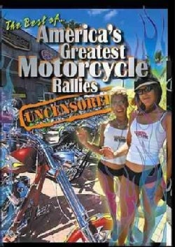 America's Greatest Motorcycle Rallies Uncensored (DVD)