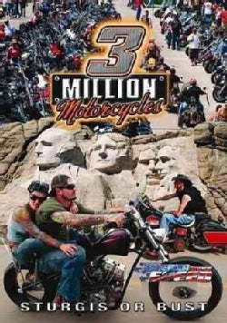 3 Million Motorcycles (DVD)