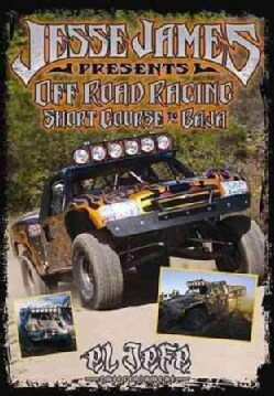 Off Road Racing Short Course To Baja (DVD)