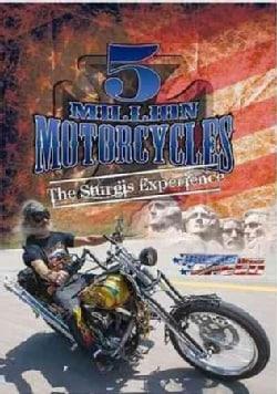 5 Million Motorcycles (DVD)