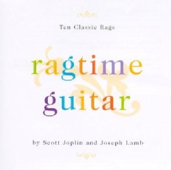 David Laibman - Ragtime Guitar:Ten Classic Rags by Joplin & Lamb