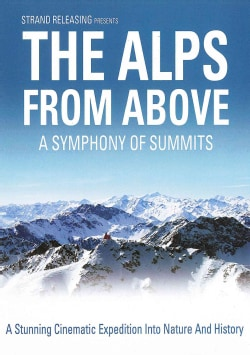 The Alps from Above: A Symphony of Summits (DVD)