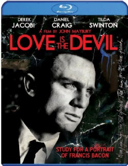 Love Is the Devil: Study for a Portrait of Francis Bacon (Blu-ray Disc)