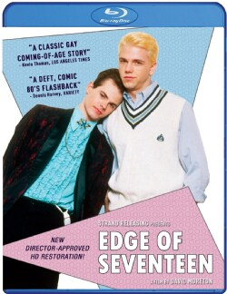 Edge of Seventeen (Blu-ray Disc)