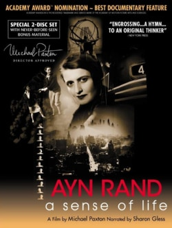 Ayn Rand: A Sense of Life (DVD)