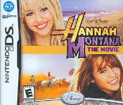 NinDS - Walt Disney Pictures Presents Hannah Montana: The Movie