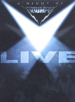 A Night of Triumph Live (DVD)