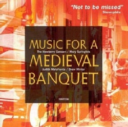 Newberry Consort - Music for a Medieval Banquet