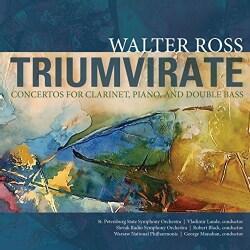 Walter Ross - Ross: Triumvirate