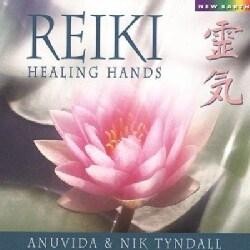 Nik Tyndall - Reiki Healing Hands