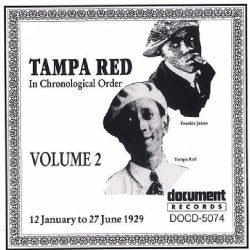 Tampa Red - Tampa Red: Vol. 2: 1929