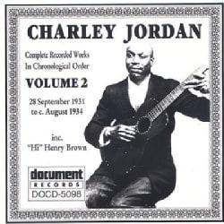 Charley Jordan - Charley Jordan: Vol. 2: 1931-1934