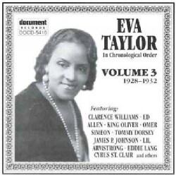 Eva Taylor - Eva Taylor: Vol. 3: 1928-1932