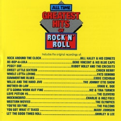Various - All-Time Greatest Hits of Rock N Roll