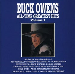 Buck Owens - All Time Greatest Hits Vol. 1