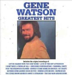 Gene Watson - Gene Watson Greatest Hits