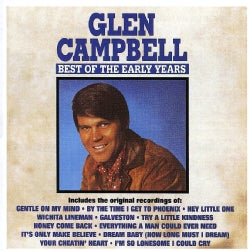Glen Campbell - Best of the Early Years