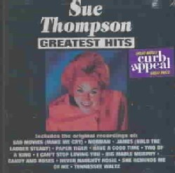 Sue Thompson - Sue Thompson Greatest Hits